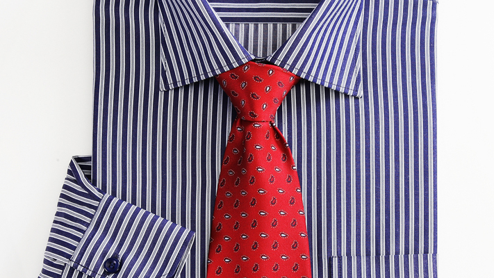 Striped to perfection how to match your tie