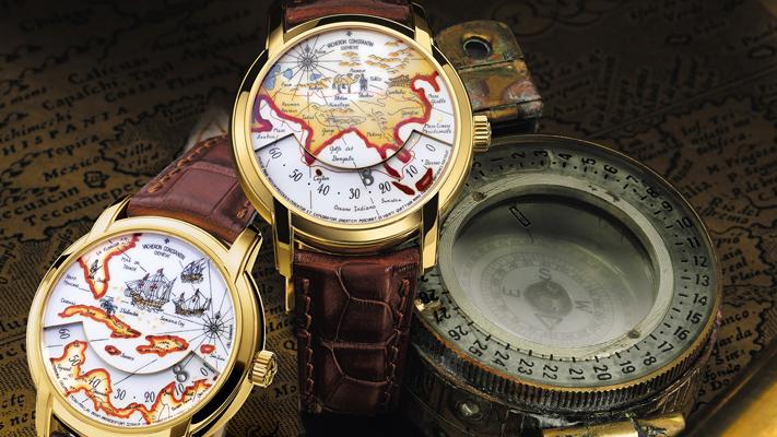 Timepieces that explore Vacheron Constantin metiers dart tribute to great explorers