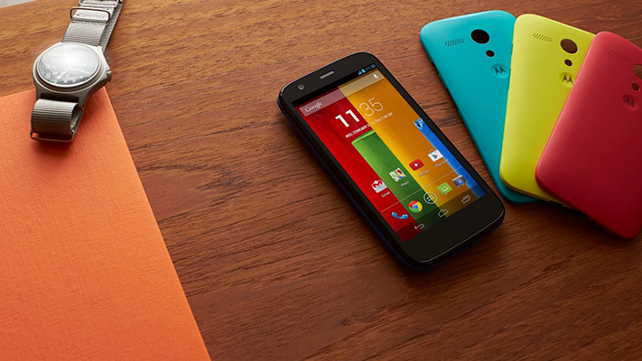 Review Motorola Moto G features