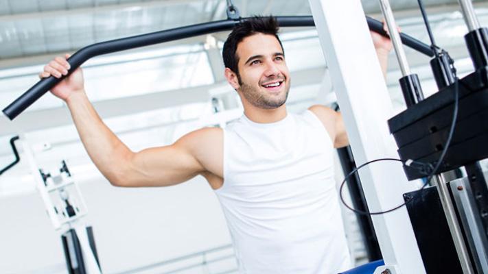 Gym equipment - Weight training