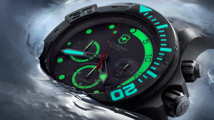 Hottest new Chronographs Victorinox Dive master-500