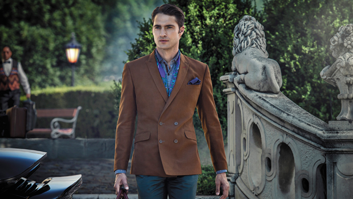 Art inspired fashion outfits for men