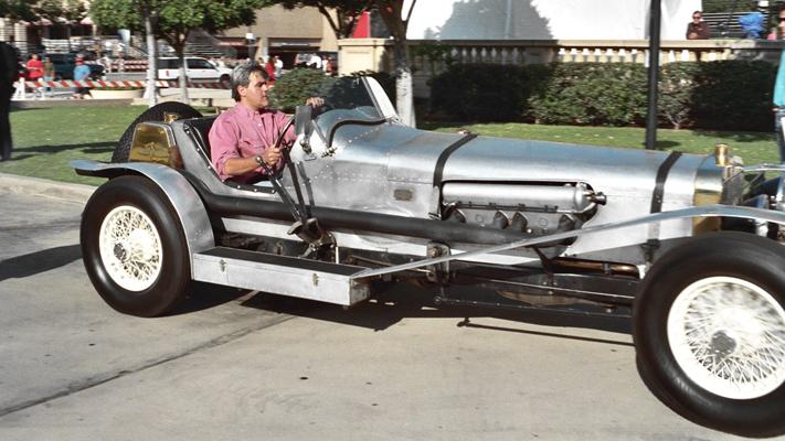 Celebrities cars Jay Leno mercedes benz slr mclaren