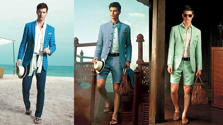 Colours of the season Ocean Blues