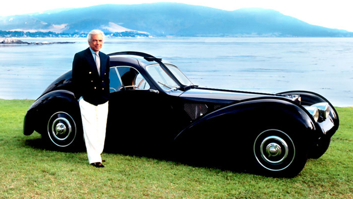 Celebrities and their swanky cars Ralph Lauren