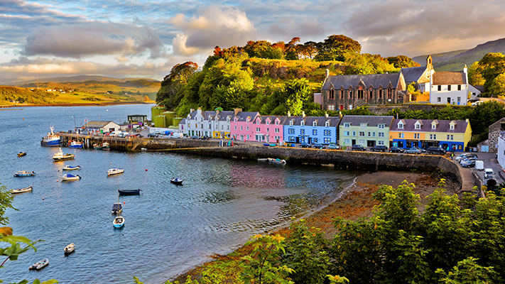5 Best road trips across the world: The Hebrides, Scotland