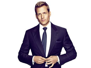 get the harvey specter look