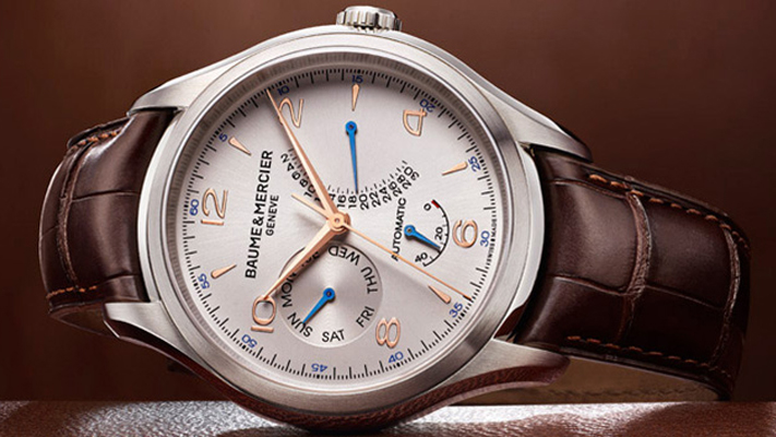 Guide to watches may baume and Mercier Clifton 10149