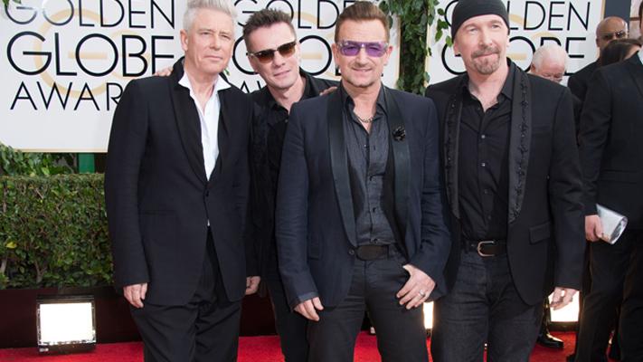 Best dressed men at the Golden Globes