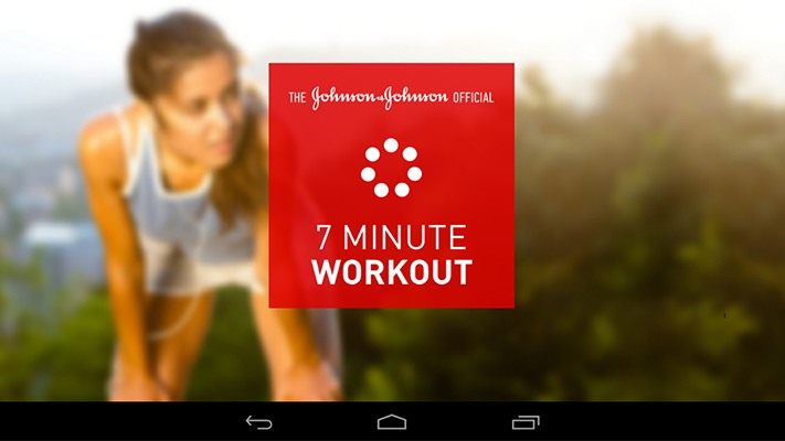 7 minute workout must have fitness apps