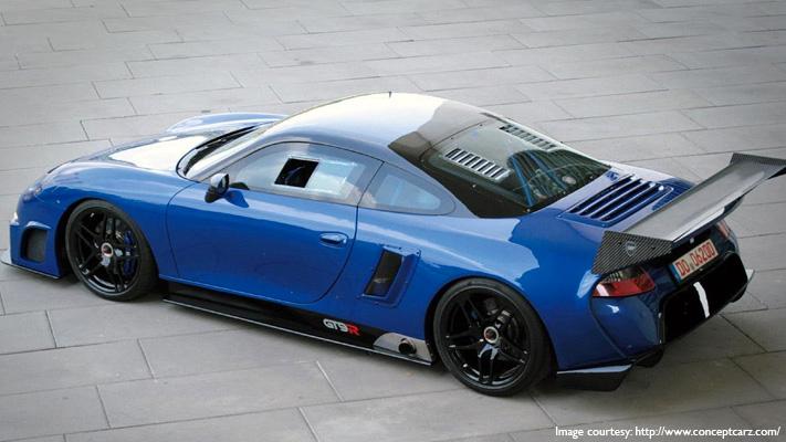 9ff gt9 r fastest german product car