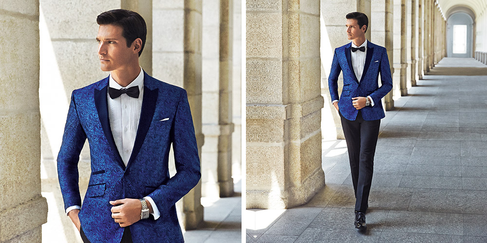 The New Rules Of Wedding Style With Louis Philippe S