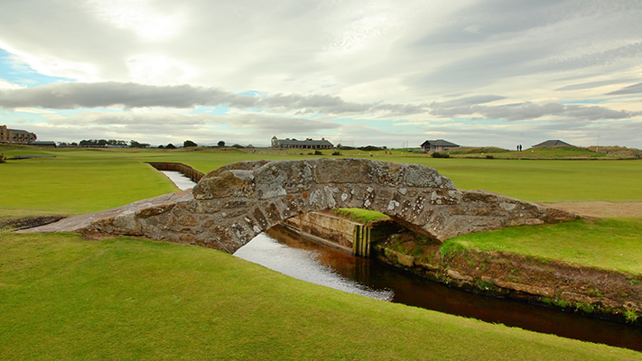St andrews oldest golf course in uk