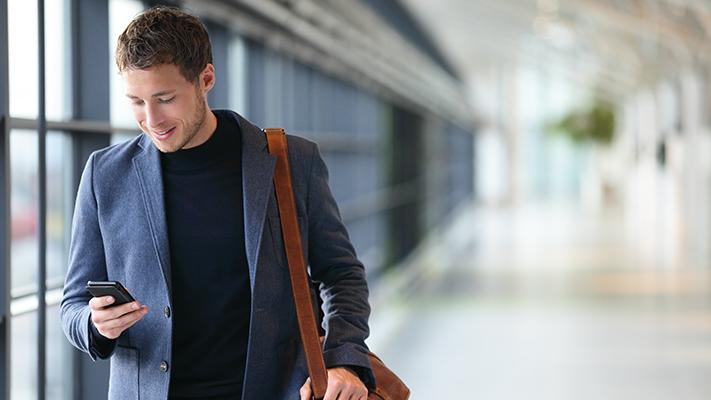 Tips on dressing for business travel