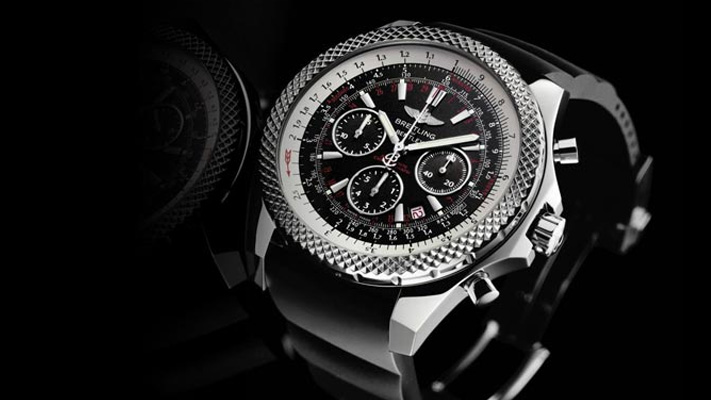 A Breitling For Bentley Chronograph
