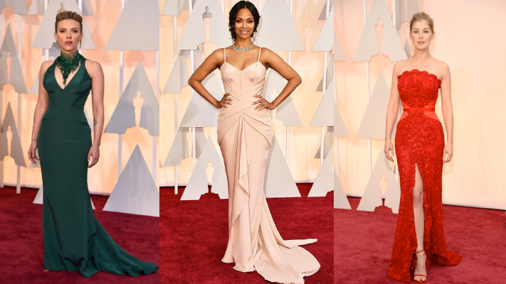 academy awards best dressed actresses oscars 2015