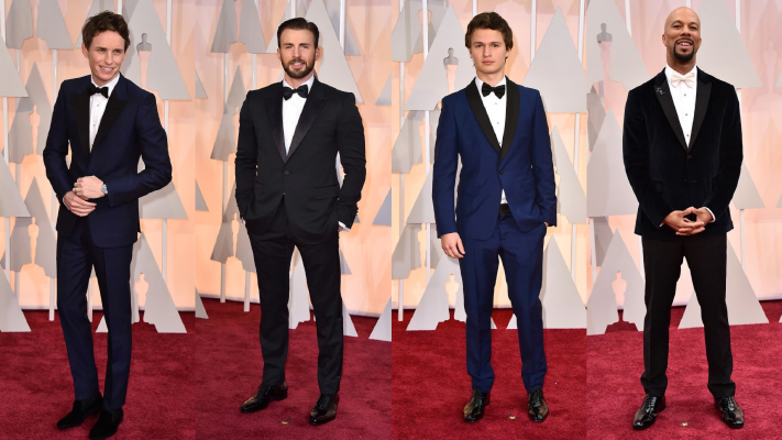 academy awards best dressed best actor nominations