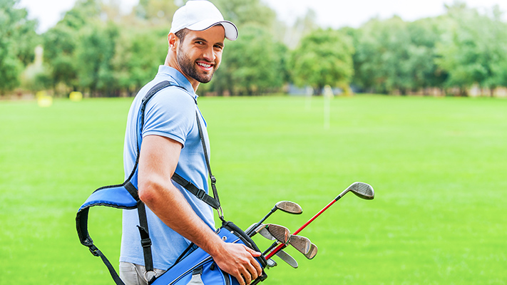 accessories to have for smart golf fashionable look