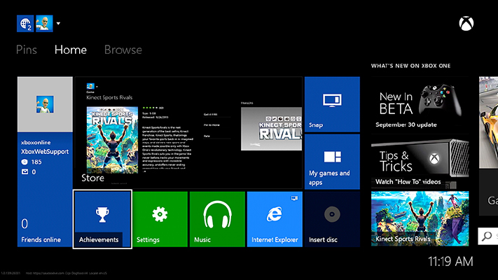 achieve app loads faster features in the xbox