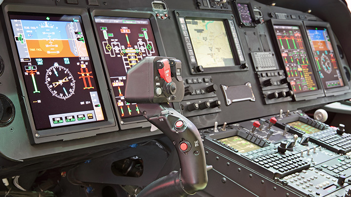 advanced aeroplane technology making flight travel safe