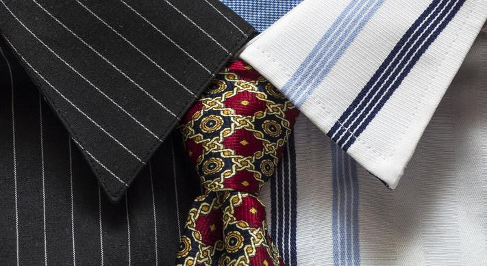 How to match your tie pattern pairing with shirt