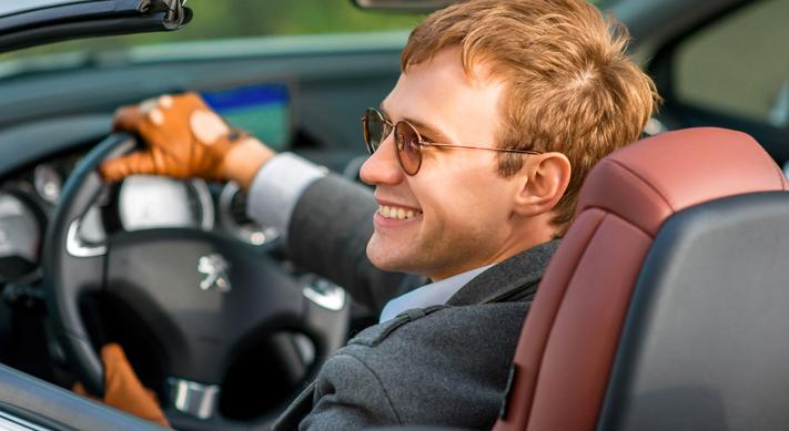 Driving Gloves - Cool and stylish car accessories for men