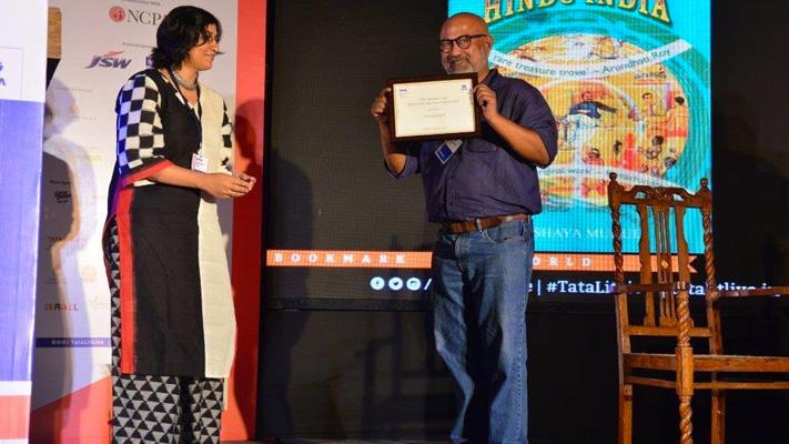 akshaya mukul book of the year non fiction award