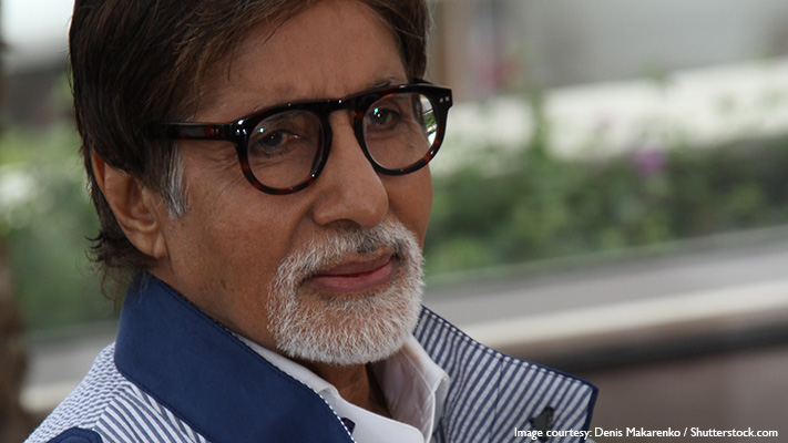 amitabh bachchan in his impeccably dressed style
