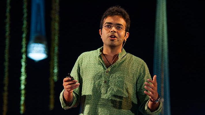 anirudh sharma talks on how to solve problem