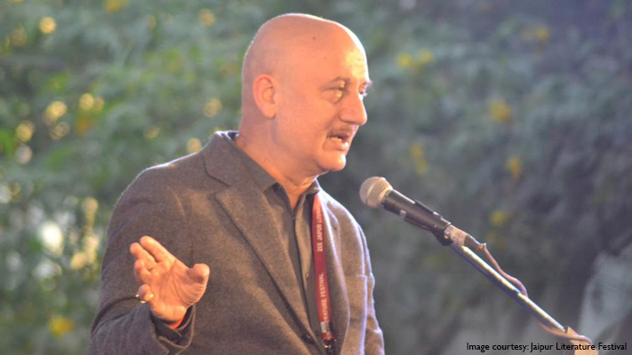 anupam kher on freedom of speech