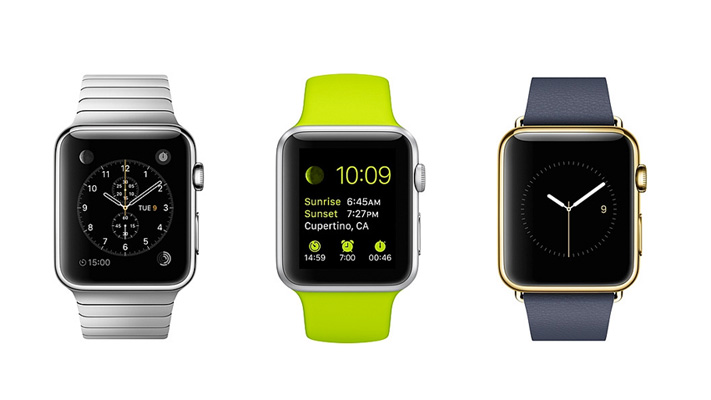 apple watch coolest smartwatches 2014