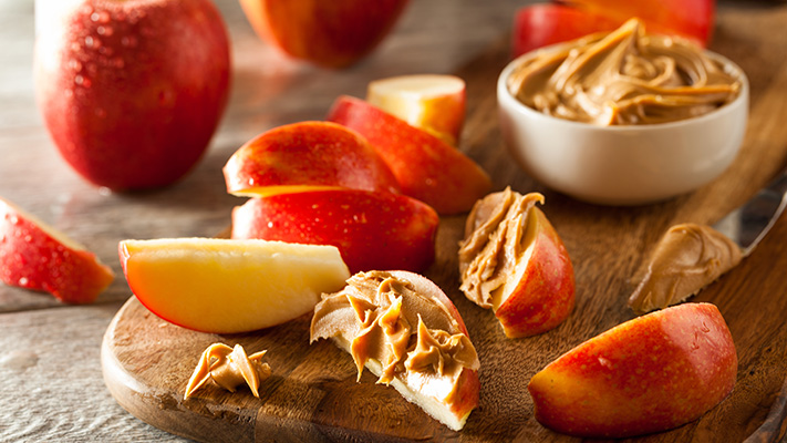 apples instant energy booster food
