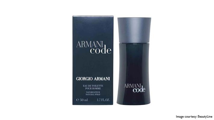 armani code dark scent for men