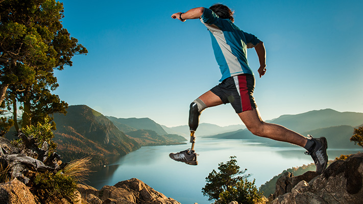 artificial limbs greatest invention by nasa space technology