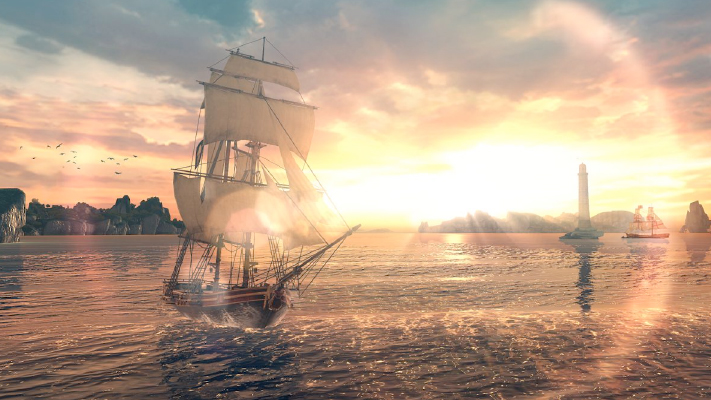 assassins creed pirates android ios games