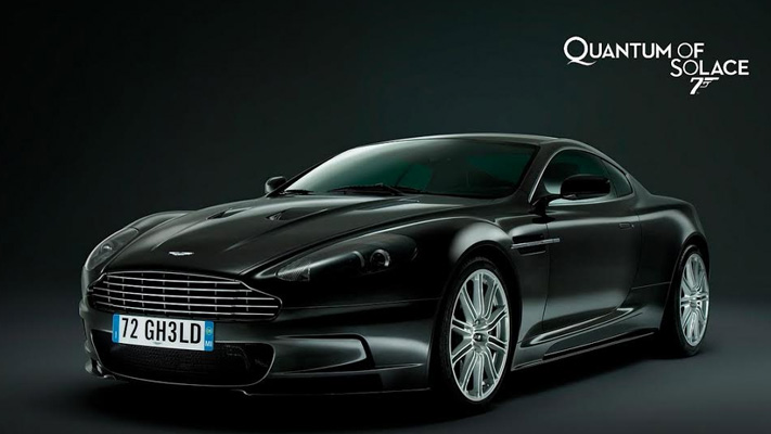 aston martin dbs v12 awesome james bond cars