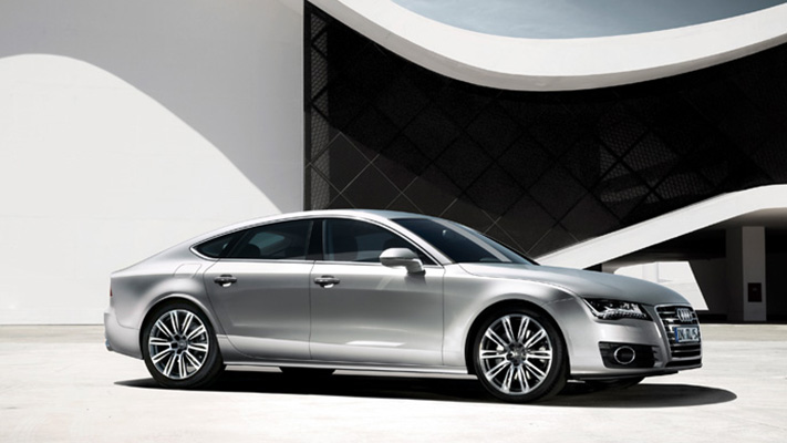 audi a7 top luxury cars 2014