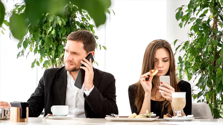 avoid smartphone keep work separate from leisure