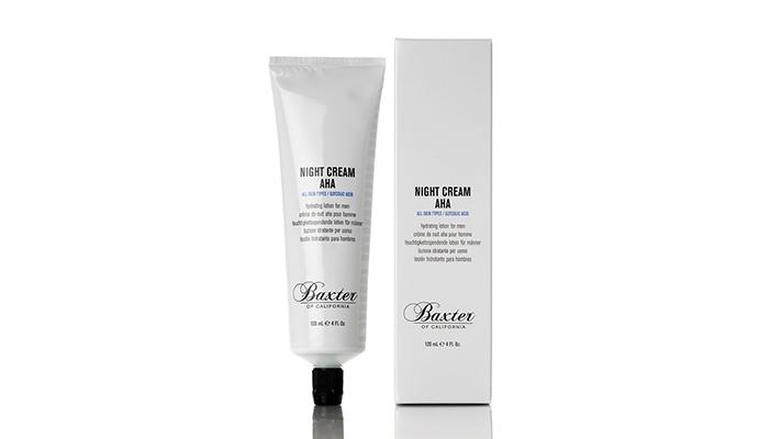 Baxter aha best anti aging creams for men