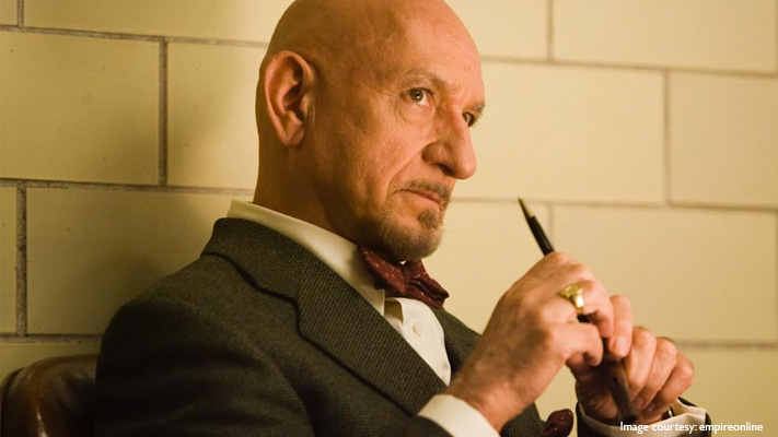 ben kingsley tells about his love for car