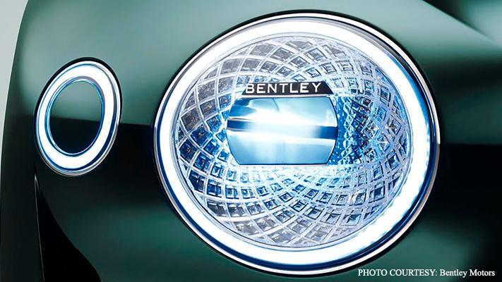 bentley exp 10 speed 6 concept classy exterior