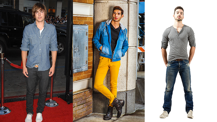 best clothing tips for men