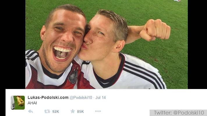 best sports selfies of 2014