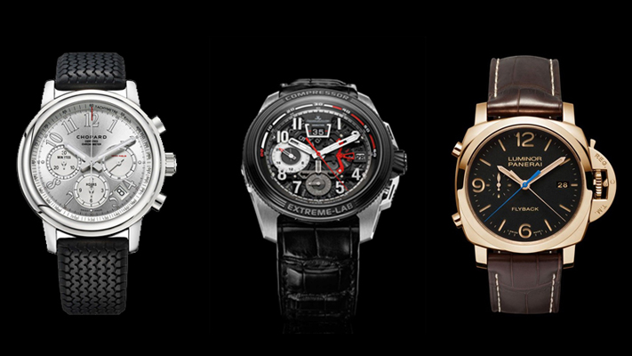 Monthly guide to watches watches