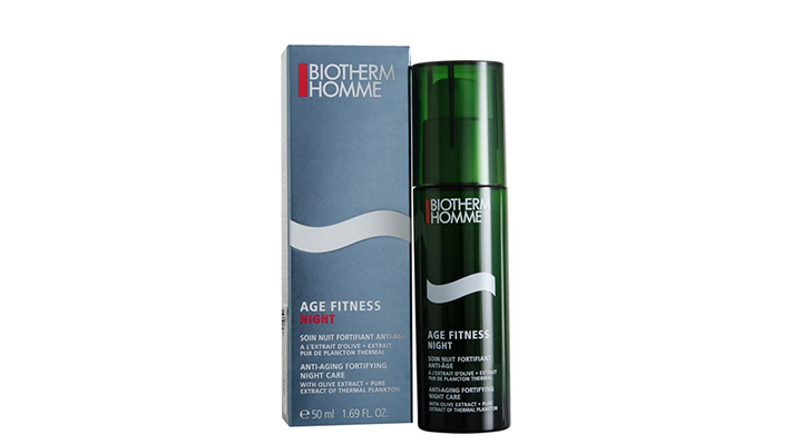 Biotherm homme top anti aging creams for men
