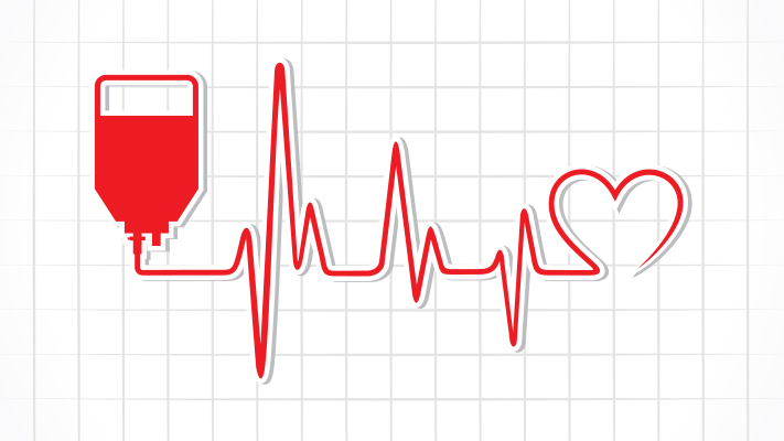 blood donation reduces the risk of heart disease