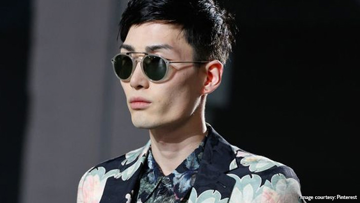 botanical prints summer style for men