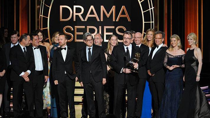 Breaking bad best drama Emmys 2014