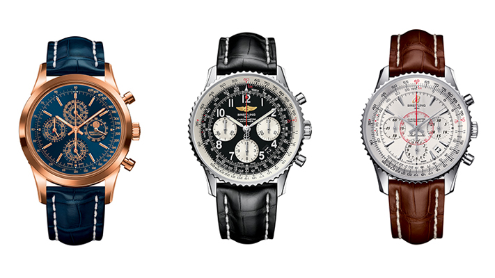 Breitling watches chronograph timepieces for aviators