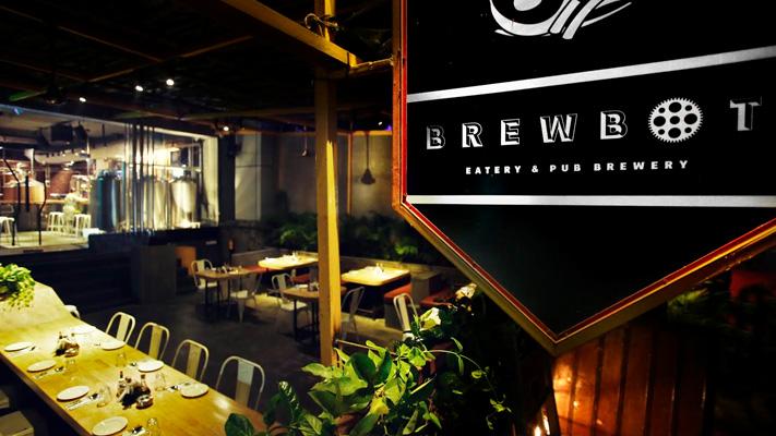 brewbot bar restaurant mumbai